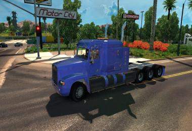 Freightliner Custom Sleeper 1.6.x