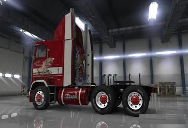 Freightliner FLB Little Miss Skin