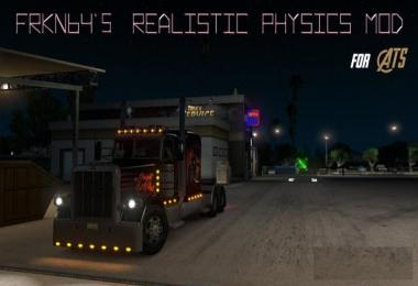 Frkn64's Realistic Physics Mod for ATS