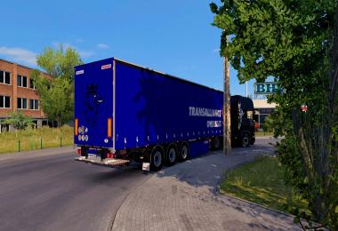 FRUEHAUF MAXISPEED LIFT V1.0 for ETS2 [1.27]