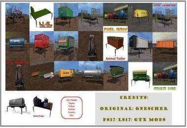 FS17 AR/Frame - Equipment Pack v1.2