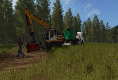 FT MODDING PACK FORESTIER 17 v1.0