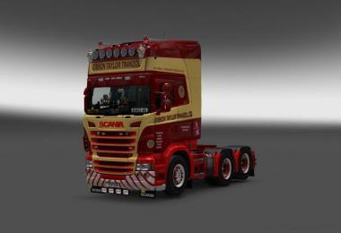 Gybson Taylor Tranzol Scania RJL Skin