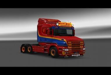 Henrik Hansen Skin Scania T 4 Series v1.0