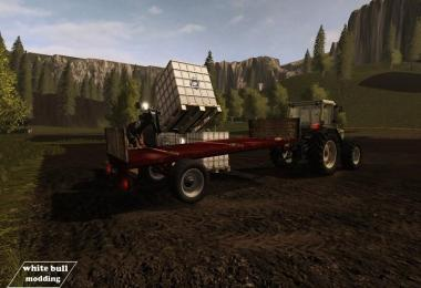 Homemade trailer v1.0