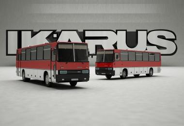 Ikarus 250 Apollo ETS v1.27 Beta