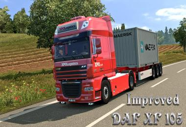 Improved DAF XF 105 v1.5.1