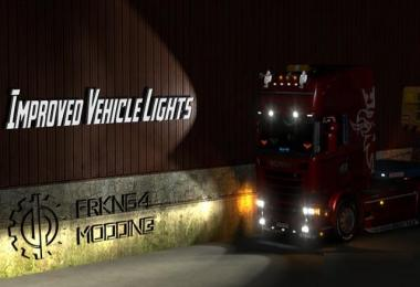 Improved Vehicle Lights v1.8 – by Frkn64