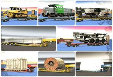 Increasing Mass Trailer Heavy Cargo For Multiplayer