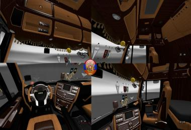 Iveco Hi-Way New Animations Interior 1.27.1.7s