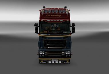 K.V.Koeveringe Scania RJL Skin