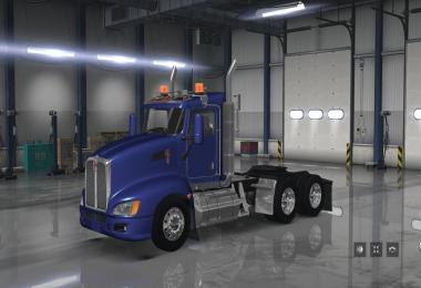 Kenworth T660 only v1.27