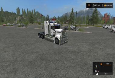 Kenworth T908 Sleeper RoadTrain Edit v1