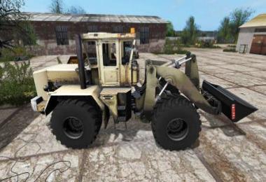 Kirovets 702 WheelLoader LS17 wsb v1.0