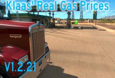 Klaas Real Gas Prices v1.2.21