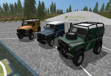 Land Rover Defender 90 v1.0