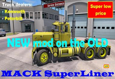 Mack Superliner v3.6 edit by bobo58 (v1.6.x)