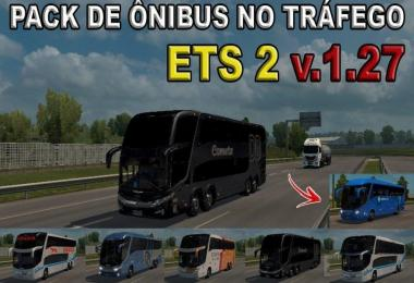 Marcopolo Paradiso G7 Traffic Pack v2.5
