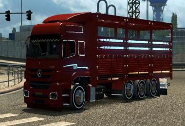 Mercedes Axor 3240 v2.2