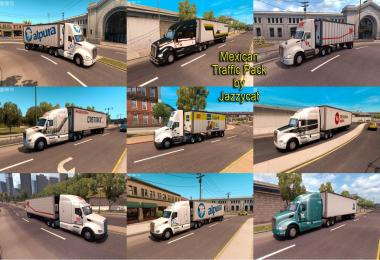 Mexican Traffic Pack by Jazzycat v1.1