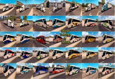 Mexican Traffic Pack by Jazzycat v1.2