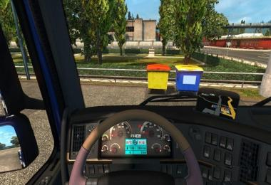 New Computer Dashboard for Volvo 2009
