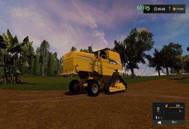 NEW HOLLAND TC 59 HIDRO v1.0