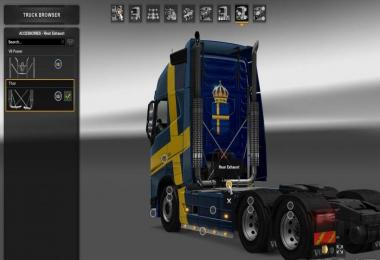 New Volvo FH16 2012 v3.0