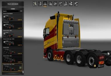 New Volvo FH16 2012 v4.0