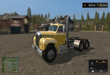 Old Mack b61 v8 truck v1.0