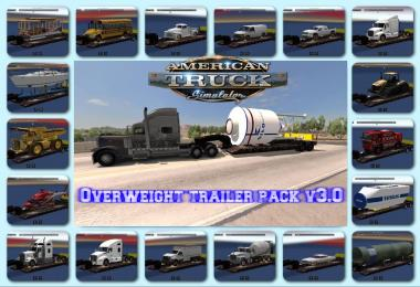 Overweight trailer pack v3.0 1.6