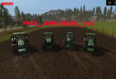 Packs John Deere V1.0