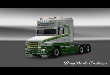 Patrick v.d. Hoeven Skin Scania T