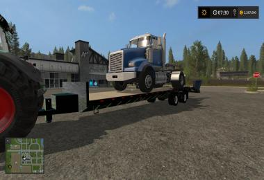 PJ PINTLE HITCH TRAILER v1.0