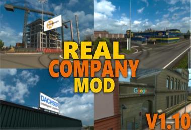 Real Company Mod v1.10
