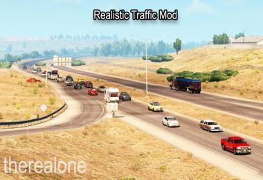 Realistic Traffic Mod v2.1
