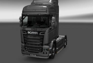 Scania New Stoneguard v1.0