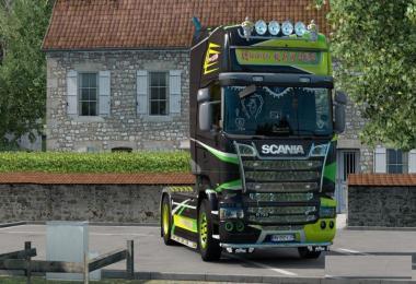 Scania Streamline Ndoro Kakung Skin