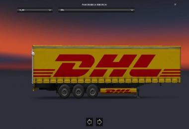 Skin DHL Corrier Express