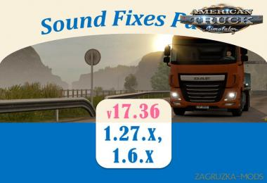 Sound Fixes Pack v17.36 - Ats