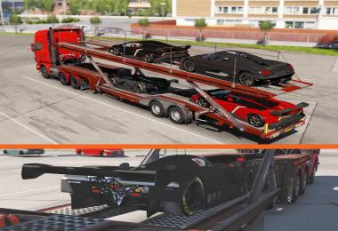 Super Cars Trailer By Farzad