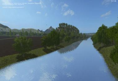 The River Farming simulator 17 v1.0