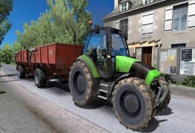 Tractor in Traffic for 1.27.2.x [upd. 24.05.17]