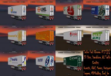 Trailer Pack Chereau 1.27.Xs