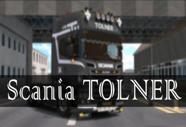 V8 Sound Scania R560 Tolner Fix