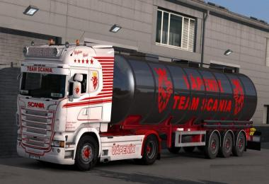 Vapenik Skin for Scania RJL