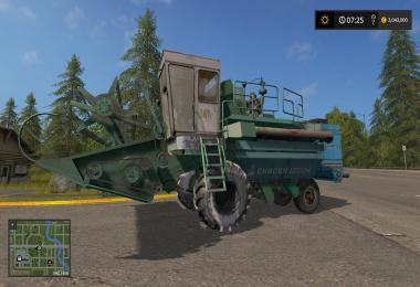 Yenisei 1200 and header v1.0