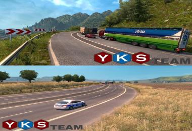 YKS Team EU Turkey Map v1.4.5