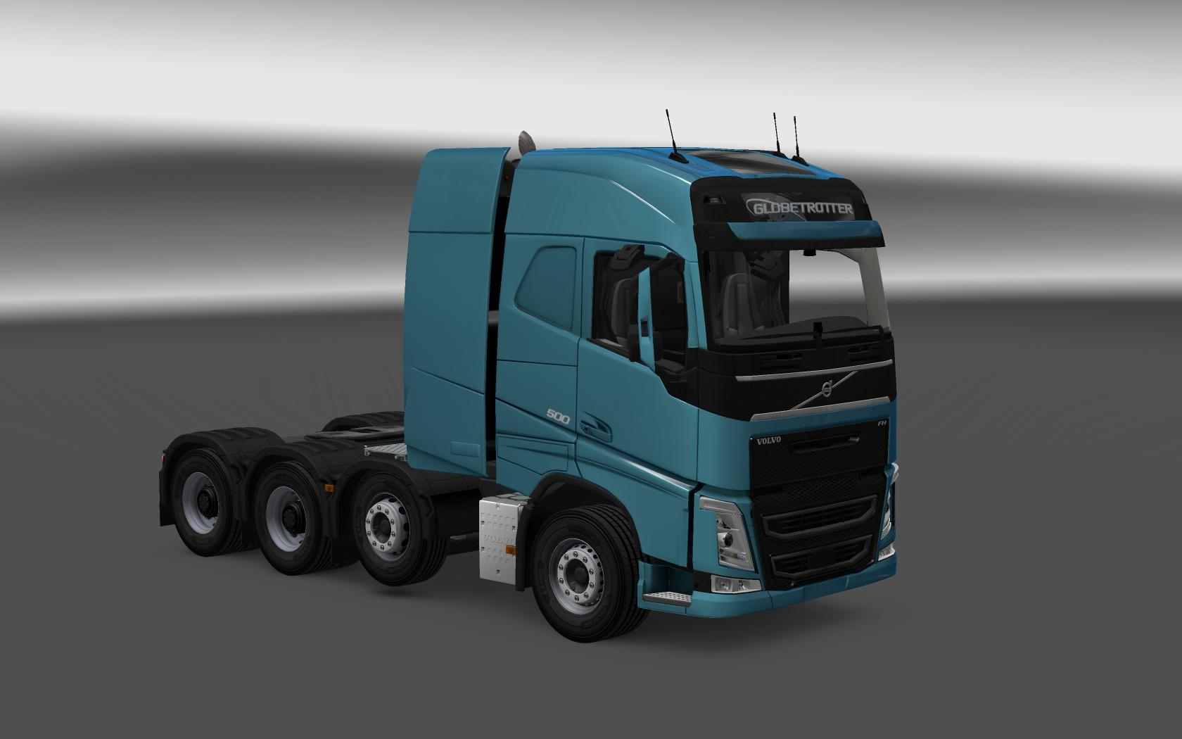 Volvo FH&FH16; 2012 Reworked 3.0
