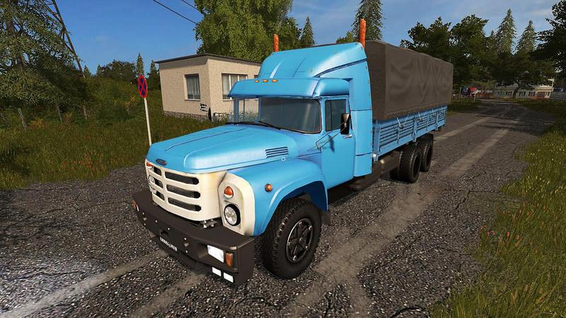 Zil 133GY v1.1